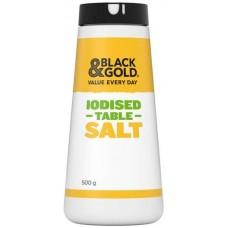 SALT TBLE IDISE B/GOLD DRM500GM