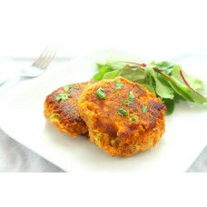 FISH CAKES MASTER CATER 60G X 24 (4)