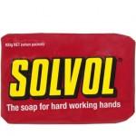 SOAP SOLVOL HEAVY DUTY 2PK 2X100GM