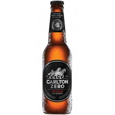 CARLTON ZERO BTL 330ML X 24