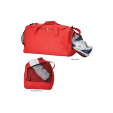 Basic Sports Bag with Shoe Pocket