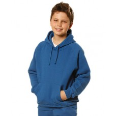 Kids' Close Front Fleecy Hoodie