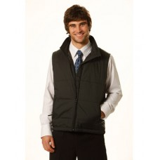 Adult's Nylon Rip-stop Padded Vest