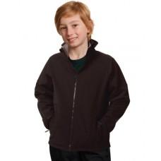 Kids Softshell Hood Jacket