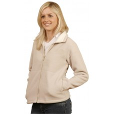 Ladies Shepherd Polar Fleece Contrast Jacket