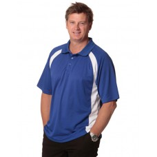 Adults CoolDry® Micro-mesh Short Sleeve Polo