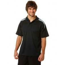 Men's CoolDry® Contrast Short Sleeve Polo