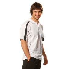 Men's TrueDry® Fashion Short Sleeve Polo