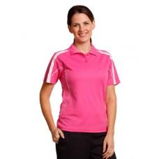 Ladies' TrueDry® Fashion Short Sleeve Polo