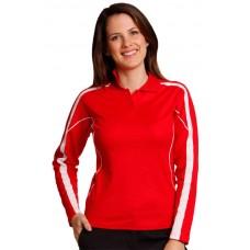 Ladies' TrueDry® Fashion Long sleeve Polo
