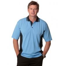 Men's TrueDry® Contrast Short Sleeve Polo