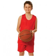 KIDS' COOLDRY®REVERSIBLE BASKETBALL SINGLET