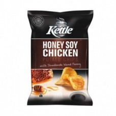 Kettle Chips Hny Soy Chicken 45gmx18