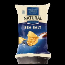 Nat Chip Co S/Salt 45gm x 18