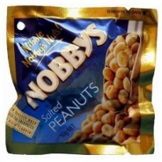 Nobbys Salted Peanuts 50gm x 24
