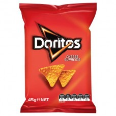Doritos C/Chip Cheese Supreme 45gm x 15