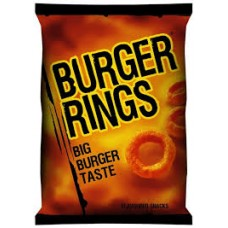 Burger Rings 45gm x 18