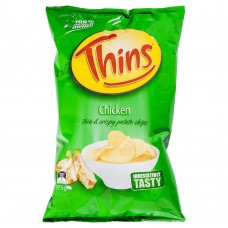 Thins Chip Chicken 45gm x 18