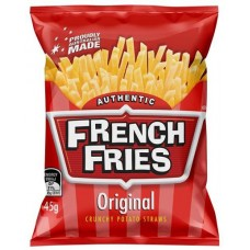 French Fries Original 45gm x 18