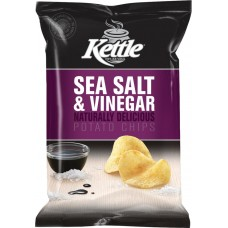 Kettle Nat S/Salt & Vinegar 45gm x 18