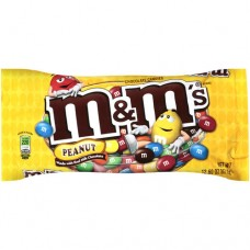 M&Ms Peanuts 46gm