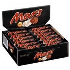 Mars Bar Single 53gmx48