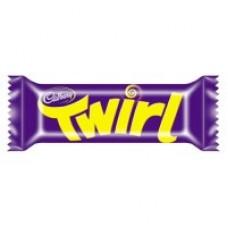 Cad Choc Twirl Med 39gmx48