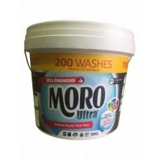 Laundry Powder Ultra Conc 10kg Moro