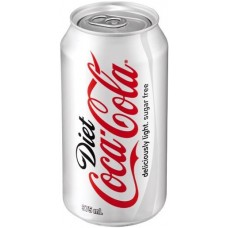 Coca Cola Diet 24 x 375ml Cans