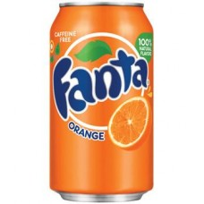 Fanta Orange Cans 375ml