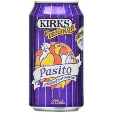 Kirks Pasito 375ml Cans X24