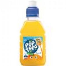 Pop Tops Drk Orange 250ml