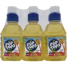 Pop Tops Drk Apple 6x250mlx4