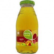 Spring Valley Apple Juice 250ml Btl