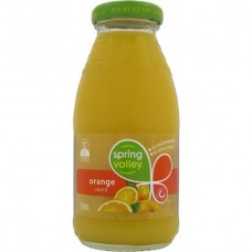Spring Valley Orange Juice 250ml btl