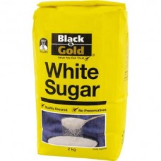 B/Gold White Sugar 2kg