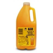 B/Gold Cordial Orange Mango 2Lt