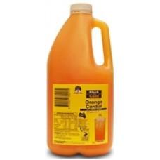 B/Gold Cordial Orange 2 Lt