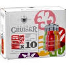 Cruiser Mixed 10pkX3 275ml