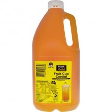 B/Gold Cordial Fruit Cup 2Lt