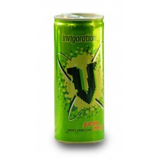 V Energy Drink Can 250ml
