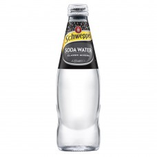 Schw Soda Water 6x4x300ml