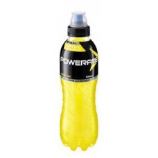 Powerade Lemon Lime Sippa Cap 600mlx12