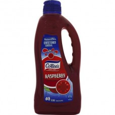Cordial Cottees Raspberry 1L