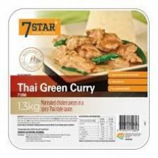 7 Star Thai Green Curry 1.3kg