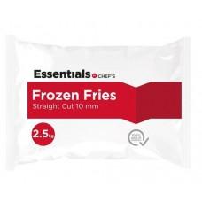 Chips Chefs Fries 10mm 2.5kgx4