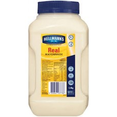 Hellmans Mayonase Real 2.4kg