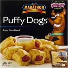 Marathon Puffy Dogs 500gm