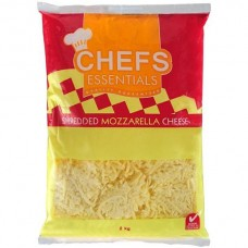 Chefs Essl Mozzarella Shred 2kg
