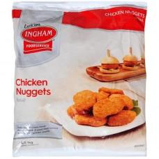 Ingham Retail Chicken Nuggets1kg